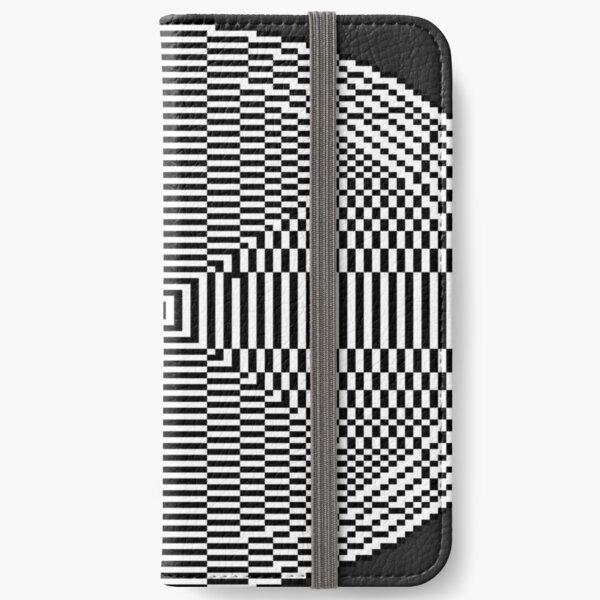 Big Pixel Ellipse Chart, iPhone Wallet