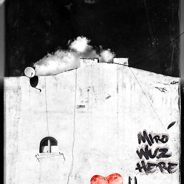Miro Wuz Here by unclejebstudio