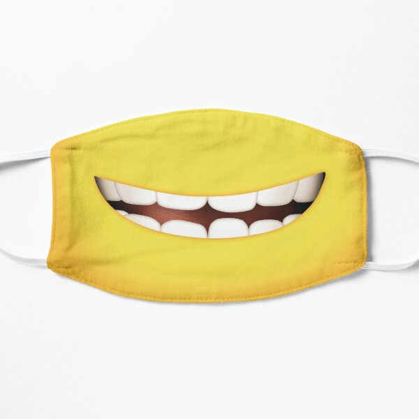 Smiling Minion Mask