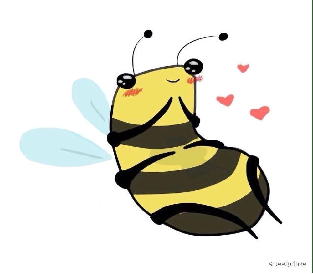 Kawaii Bee by sweetprinxe