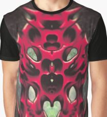 Biomechanical Insect Graphic T-Shirt
