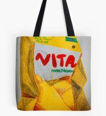 Vita Mango Drink, Crushed Tote Bag