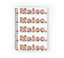 TMI/Shadowhunters - Magnus/Alec (Malec) Spiral Notebook