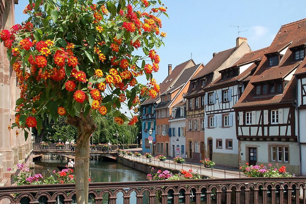 Colmar - France by Arie Koene