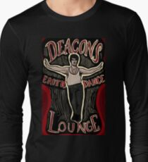 What We Do In The Shadows Deacon's Erotic Dance Lounge Long Sleeve T-Shirt