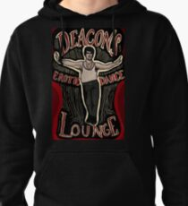 What We Do In The Shadows Deacon's Erotic Dance Lounge Pullover Hoodie