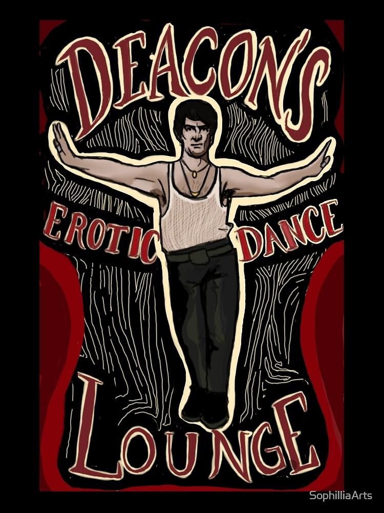 Was wir in den Schatten tun Deacon's Erotic Dance Lounge von SophilliaArts