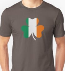 Ireland flag shamrock Unisex T-Shirt