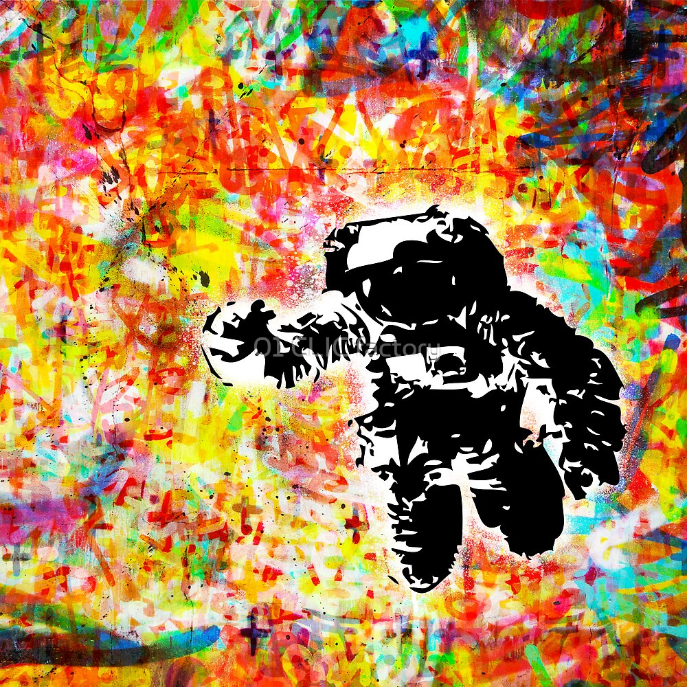 Space is right here!! All over the place COLORS by 01 CLIC factory