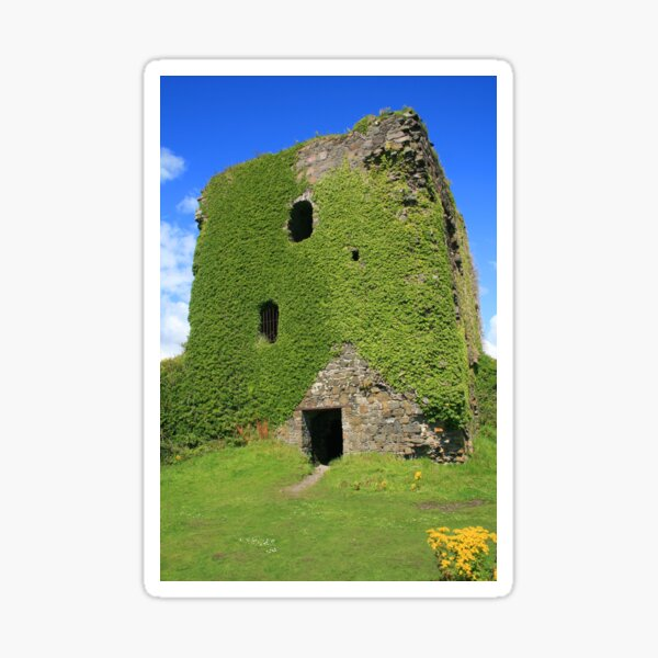Dunollie Castle Sticker