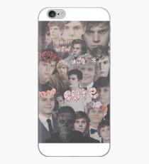 evan peters collage iPhone Case