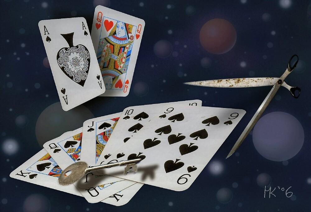Card Sharp. by Martin Kirkwood