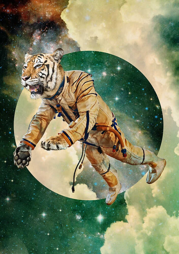 Astro Tiger by societystyle