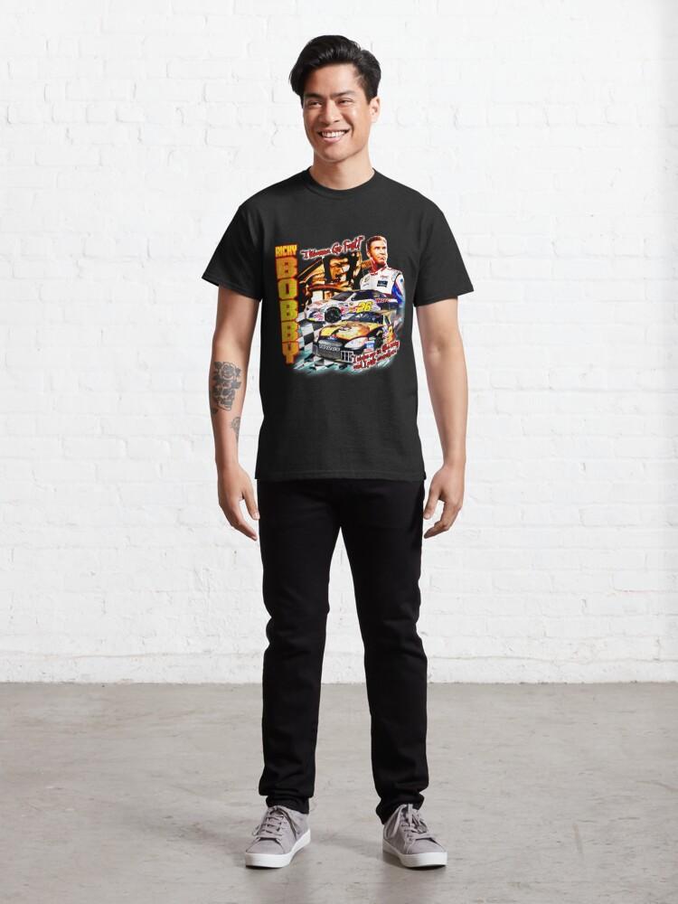 Alternate view of Ricky Bobby Racing Shirt Classic T-Shirt