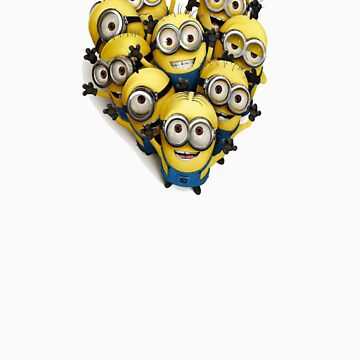 Minion heart by tifouille