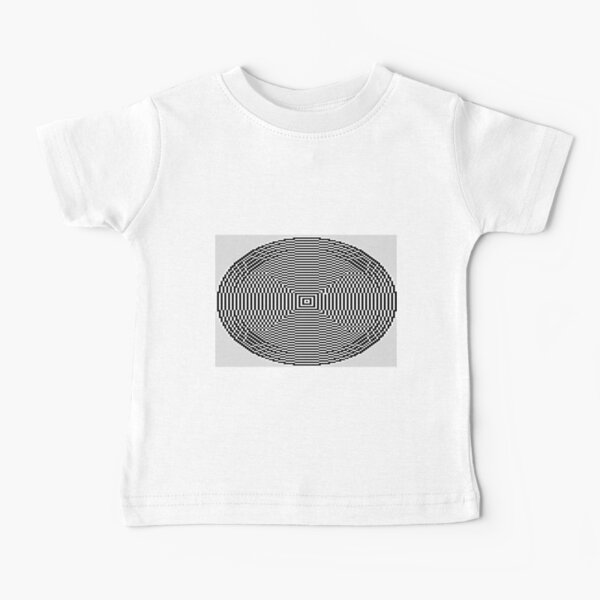 Psychedelic Art Baby T-Shirt