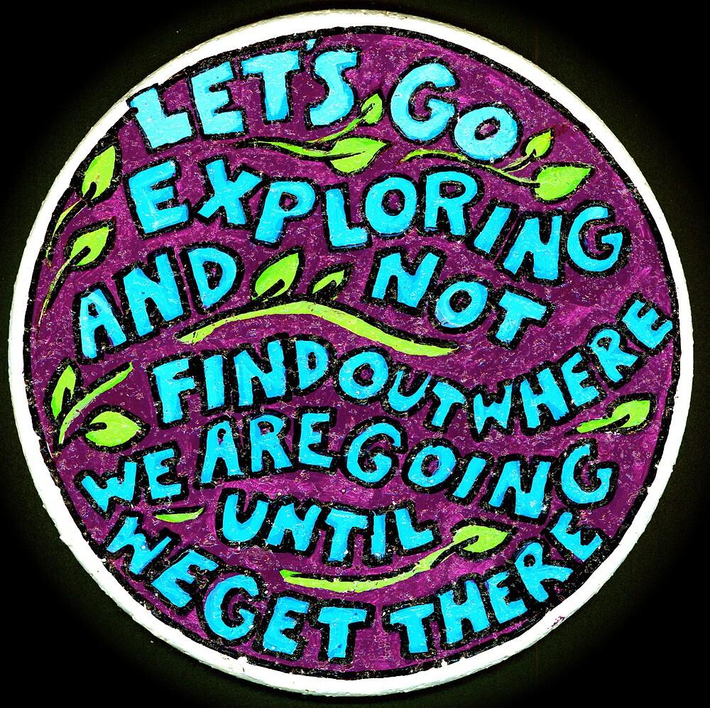 Lets go Exploring by AndreaGordon