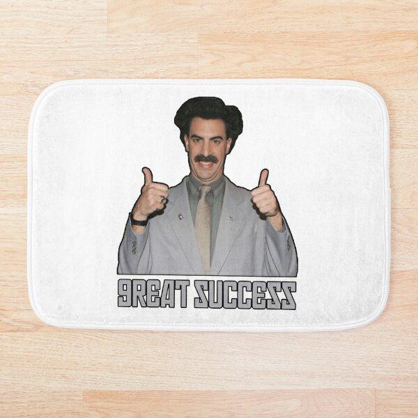Borat, Great Success Bath Mat