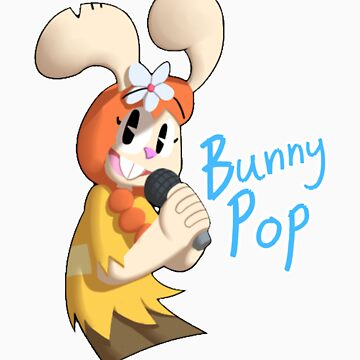 BunnyPop Sunnie by BasilCarraway