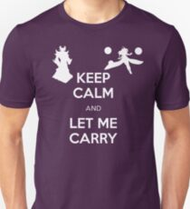 KEEP CALM and LET ME CARRY - syndra & kassadin T-Shirt