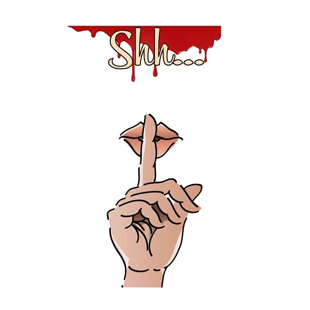 Shh... by UFandomShop