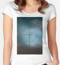 Symbolic Women's Fitted Scoop T-Shirt
