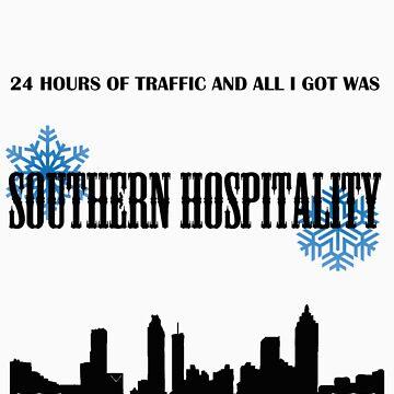 Atlanta Snow Jam 2014 by unclepablo