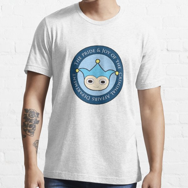 Blue Badger - Defender of truth, guardian of proof! Essential T-Shirt