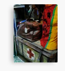 The Jamaican Doctor  Canvas Print