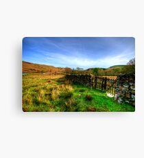 Duddon Valley, Lake District Canvas Print