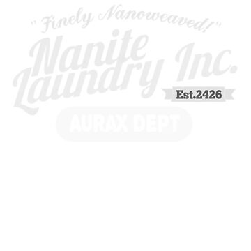 Nanite Laundry - White by l-33