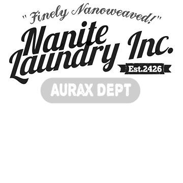 Nanite Laundry - Black by l-33
