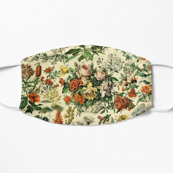 Adolphe Millot Fleurs Vintage Flowers Flat Mask