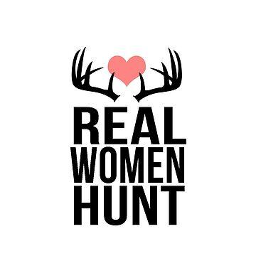 Real Women Hunt by emilybrook