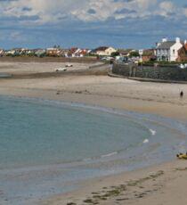 Cobo Bay, Guernsey Sticker