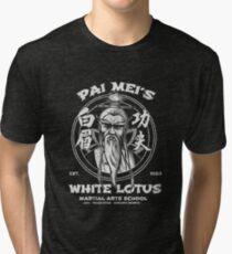 White Lotus Tri-blend T-Shirt