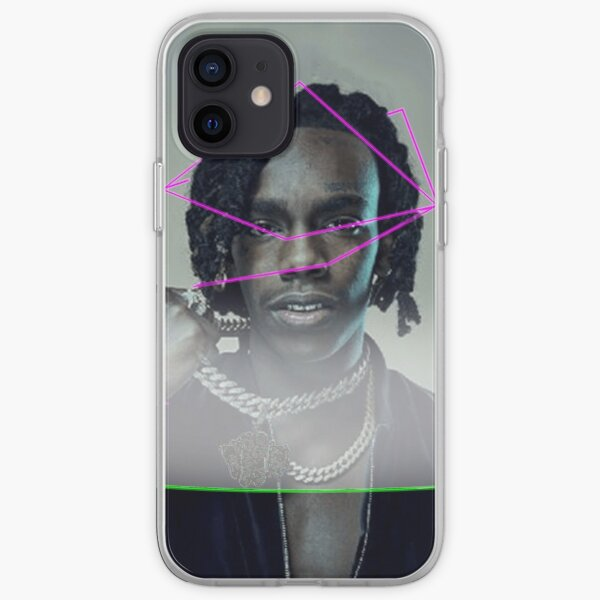YNW Melly art iPhone Soft Case