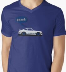 Quack! Men's V-Neck T-Shirt
