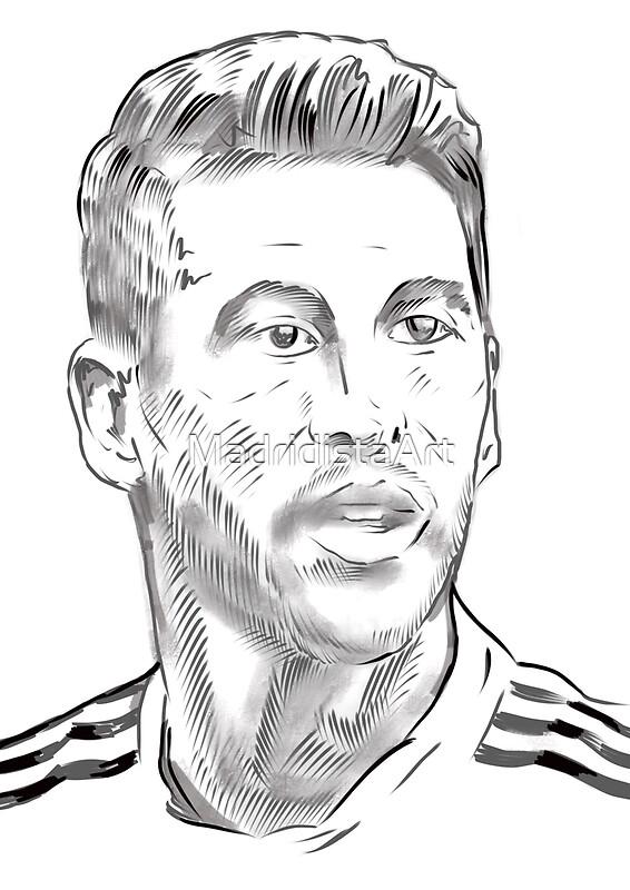 Tokio 2020: Sergio Ramos busca estar en los Juegos Olímpicos |Sergio Ramos 2020 Drawing