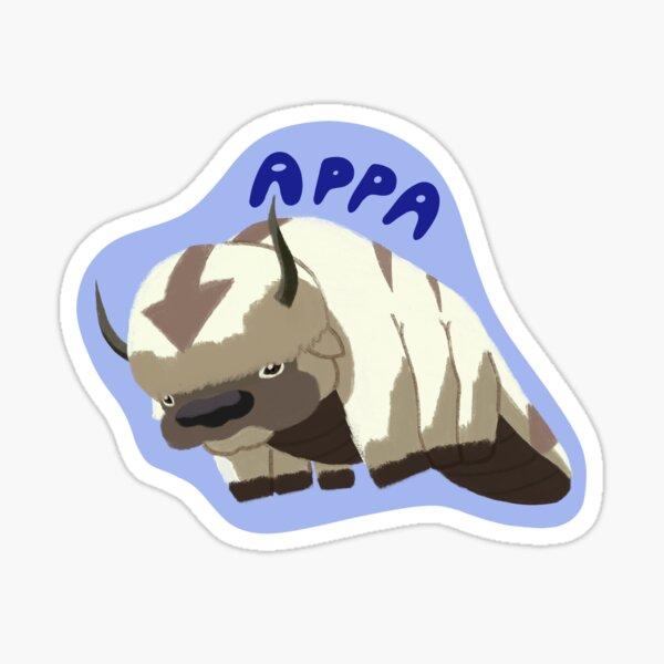 Appa  Sticker