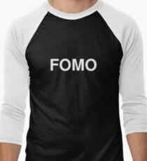FOMO Men's Baseball ¾ T-Shirt