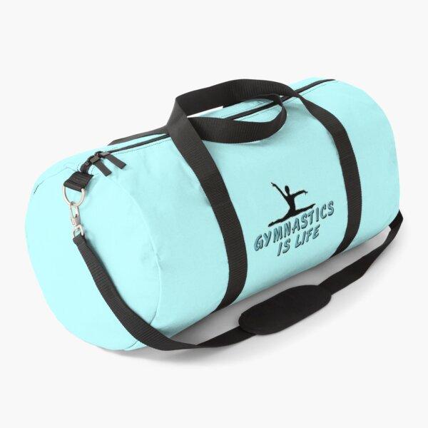 Gymnastics is Life Duffle Bag