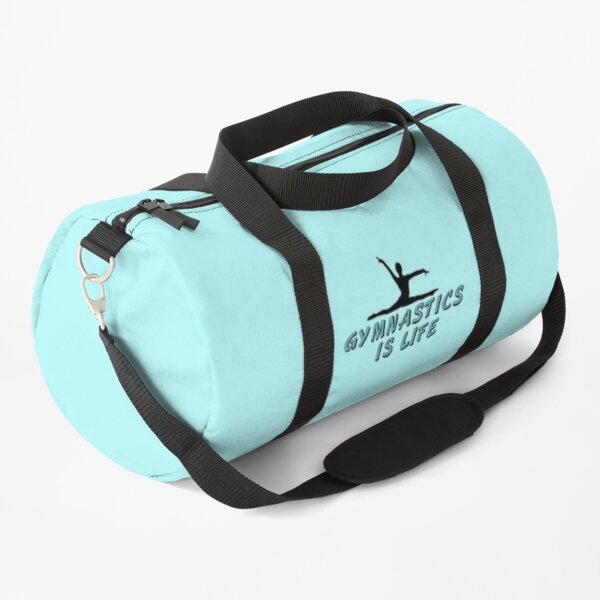 Gymnastics is Life Duffle Bag