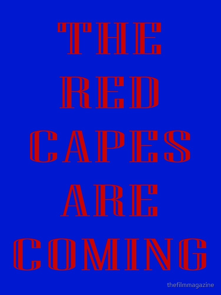 'The Red Capes Are Coming' - S-Man by thefilmmagazine