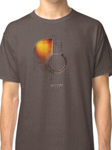 Colour Acoustic Guitar Hi-Lite Classic T-Shirt
