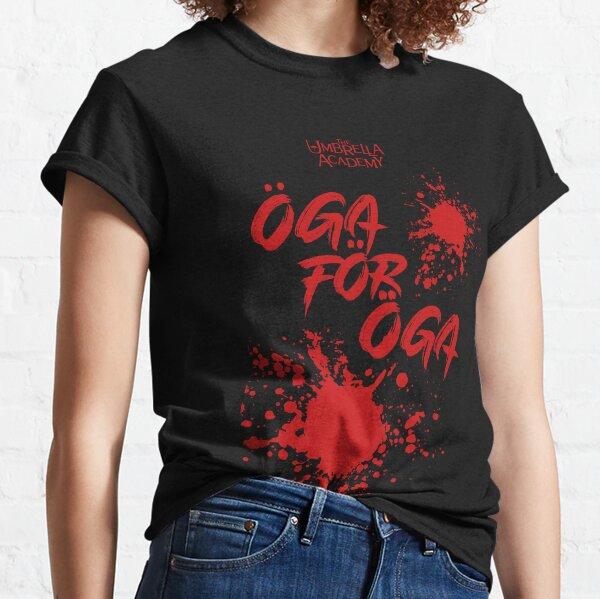 UMBRELLA ACADEMY : OGA FOR OGA Camiseta clásica