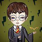 Young Potter by Stolensouljess