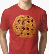 Chocolate Chip Cookie Tri-blend T-Shirt