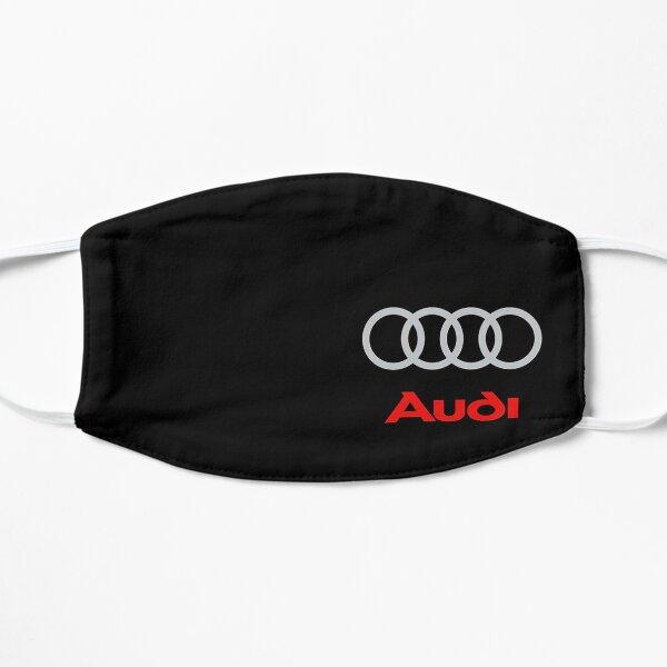 Logo de Audi Mascarilla