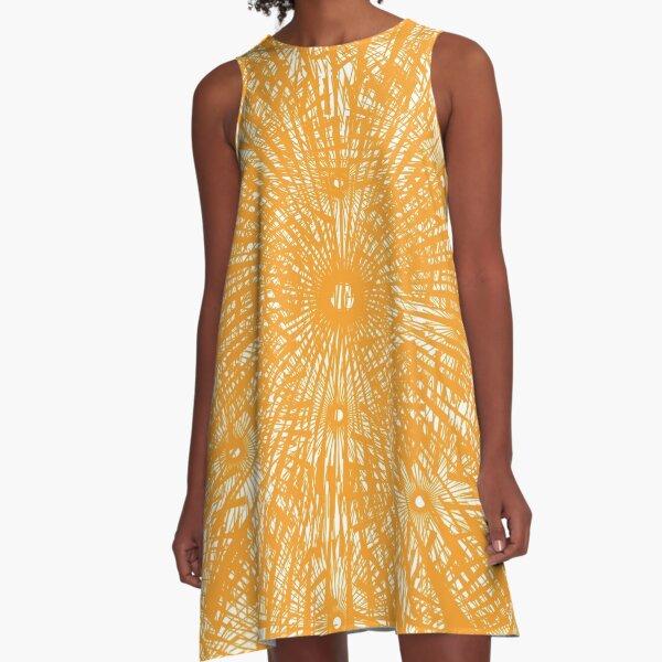 Starlight A-Line Dress